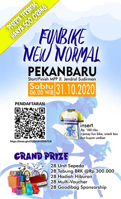 FunBike New Normal 12 Oktober 2020