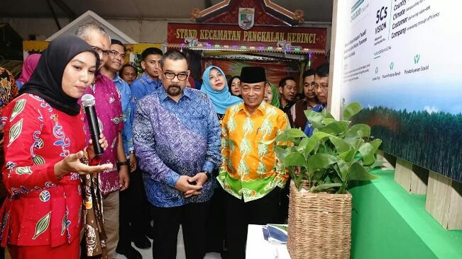 RAPP Paparkan Keberhasilan Program School Improvement di Pelalawan Expo 2019