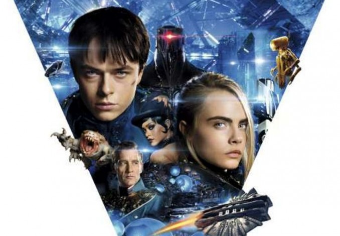 Ada Rihanna di Valerian and the City of a Thousand Planets