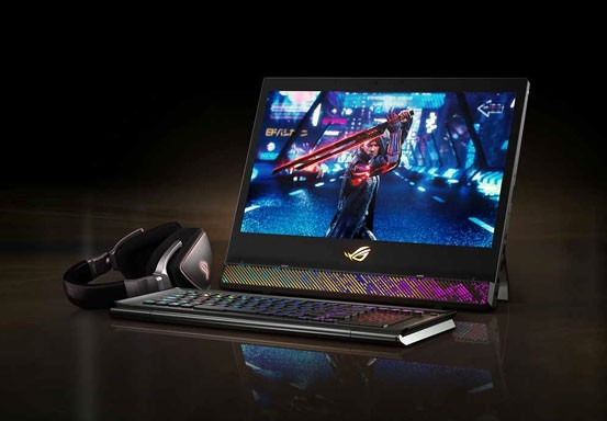 5 Keunggulan ASUS ROG Mothership, Laptop Gaming Rp130 Jutaan