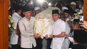 AHY: Selamat Jalan Memo, We Love You
