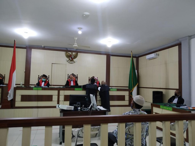 Mawardi Ngaku Palsukan SKGR untuk Terbitkan SHM, Jadikan ...