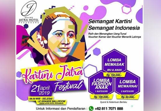 Meriahkan Hari Kartini Grand Jatra Hotel Gelar 3 Lomba Untuk Ibu