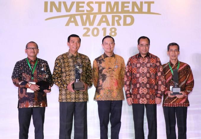 DPMPTSP Kota Pekanbaru Raih Penghargaan Nasional Terbaik dari BKPM RI