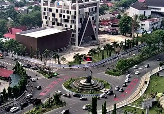 Diskominfo Pekanbaru Tingkatkan Jaringan CCTV di Pekanbaru