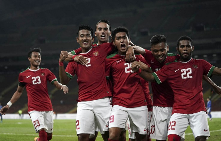 SEA Games 2017, Timnas Indonesia Gasak Filipina