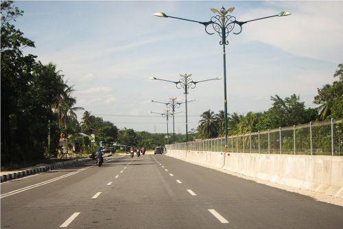 Image result for Pelebaran Jalan  Bangkinang