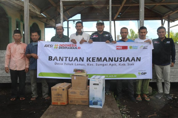Global Qurban-ACT Riau Distribusikan Daging Kurban di 4 Wilayah