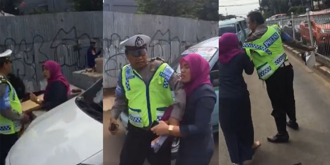 Viral di Indonesia, Video Pegawai MA Pukuli Polantas Jadi Sorotan Media Internasional