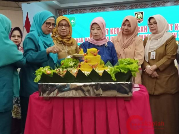 Gelar Rakerda 2019, BKOW Riau Siapkan Program Strategis