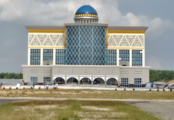 Hasil gambar untuk kantor walikota pekanbaru