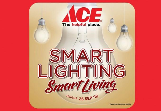Khusus Barang Elektronik Dan Lampu Ada Diskon Hingga 50 Persen Di Ace Hardware Cakaplah Berpikir Berbuat Bercakap