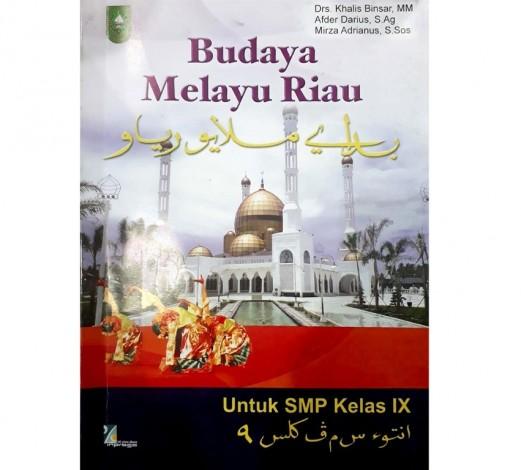 Buku Budaya Melayu Riau Kelas 7 - Guru Ilmu Sosial