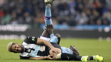 Man City Gagal Menang di Markas Newcastle